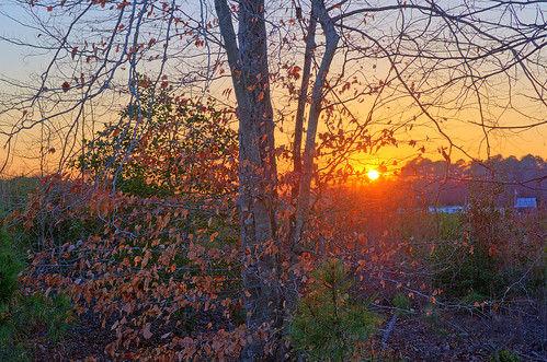 sunset landscape nikon raw nef northcarolina hdr cs5 d3s nikkor2470f28 photomatixpro4