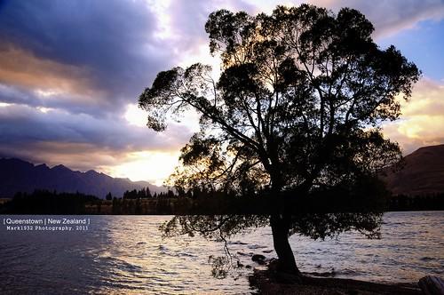 newzealand sunrise landscape nikon nz queenstown lakewakatipu 紐西蘭 queenstowngardens 皇后鎮 d300s