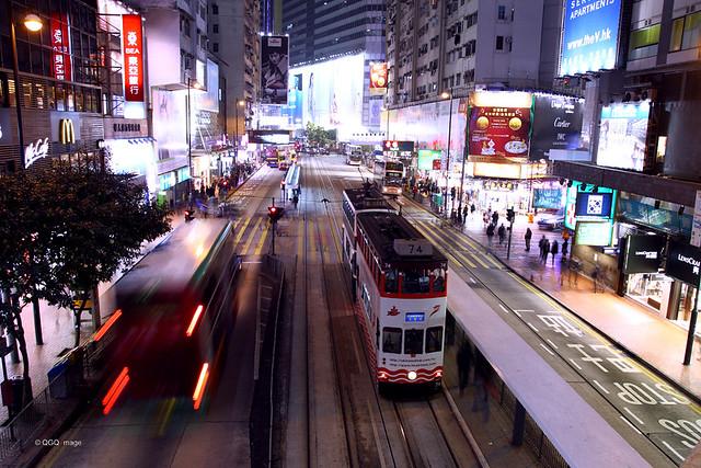 Hongkong Tram