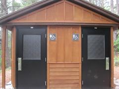 outdoor structure, building, garden buildings, log cabin, door, shed,