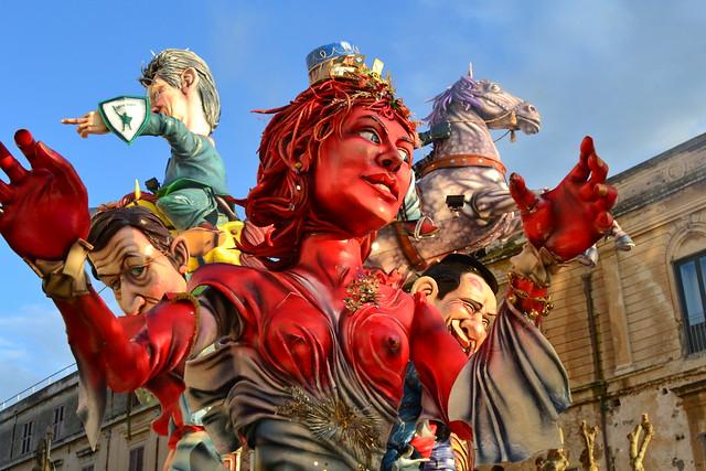 Carnevale di Sciacca 2011