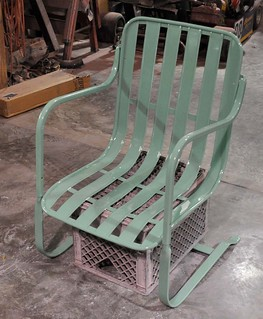 1950 S Patio Chairs Clean Cut Creations Vintage Auto Works