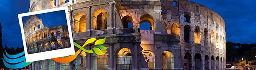 Italy vacation packages all inclusive - The Colosseum, Rome