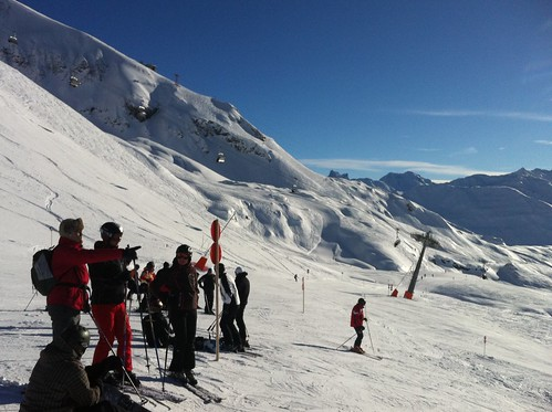 Lech - ski run3