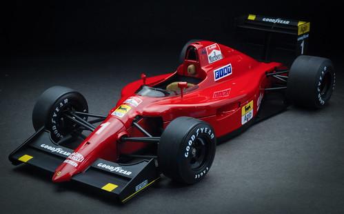 Ferrari 641/2 Alain Prost 1990