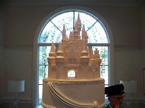 Castle Cake Top