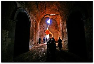 L'església de St. Pau de Montmany s'ensorra