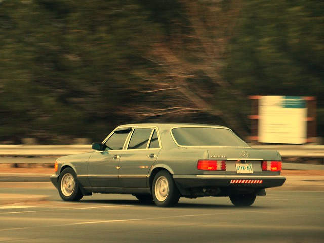Mercedes benz 500 sel w126 what a great looking saloon for Fred martin mercedes benz