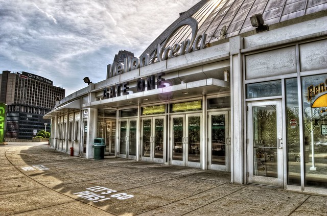 Gate One at the Civic Arena HDR
