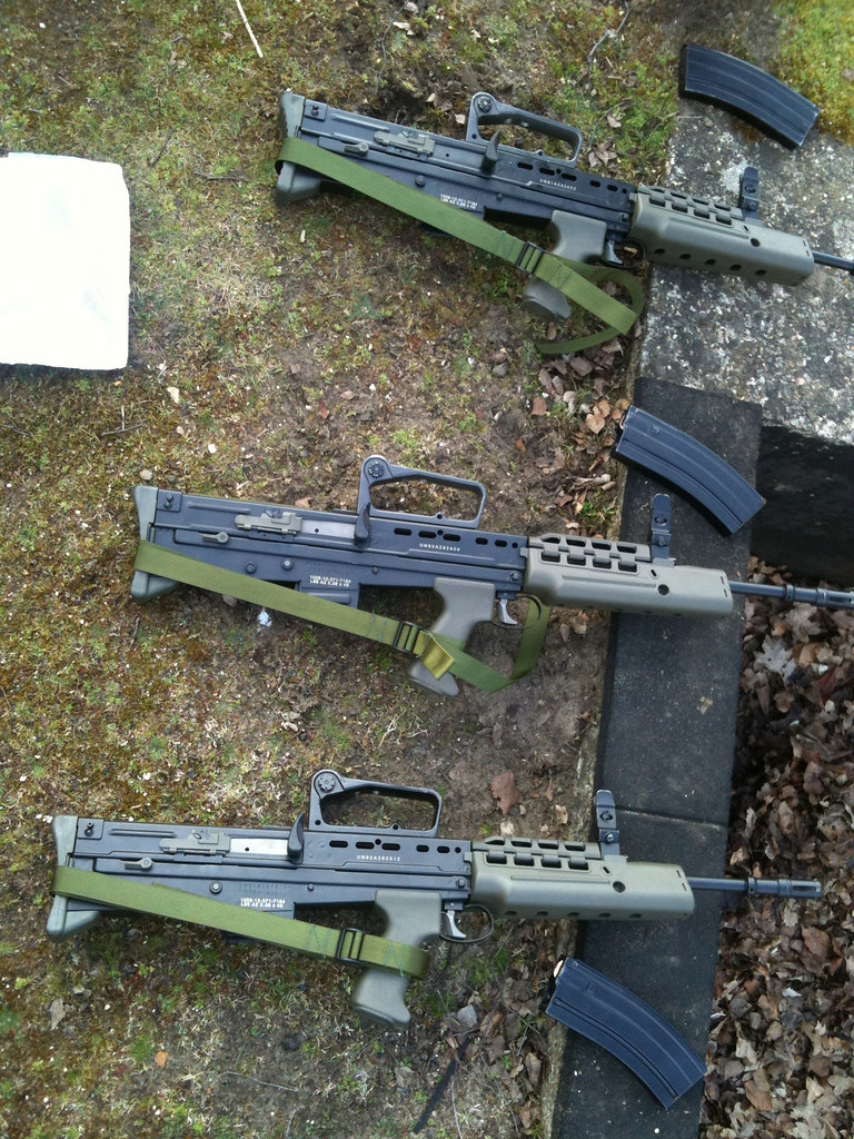 Rifles | Name those parts    LOL | Dave Doyle | Flickr