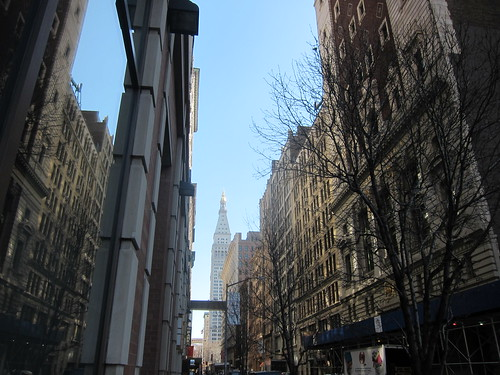 Madison Square desde la calle