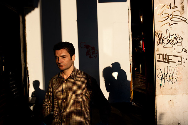 Athens Street Photography - Great Examples of Shadows in Street Photography