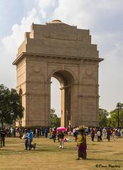 India Gate, Delhi, India 2011