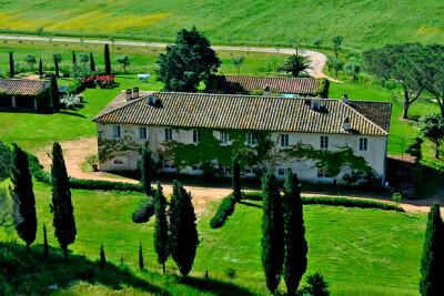 Agroturismo en la campi a toscana alquiler de casas rurales - Casa rural en la toscana ...