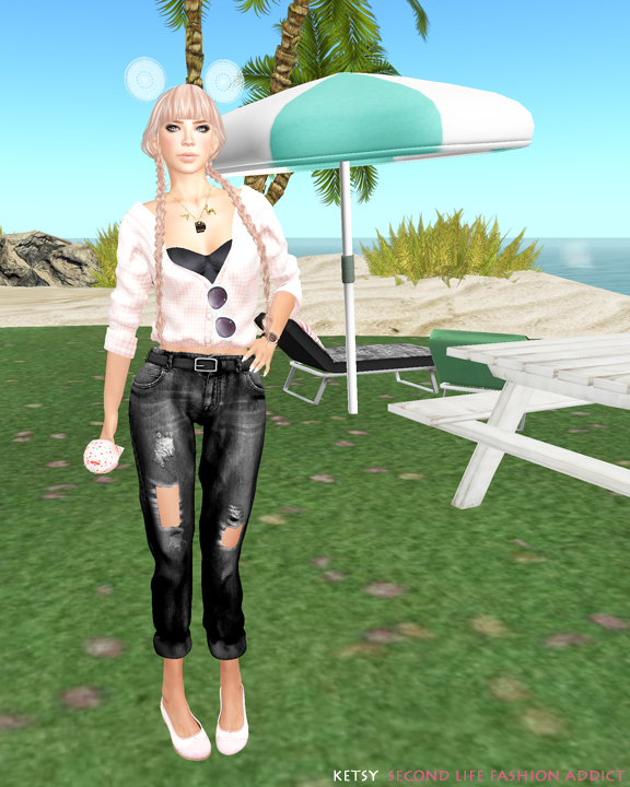 Mice Cream Cones - NEW Blog Post @ Second Life Fashion Addict