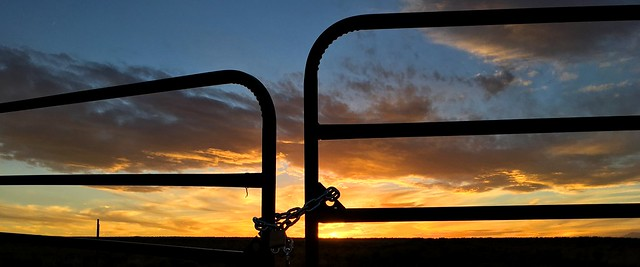 Locked Out of Another Sunset