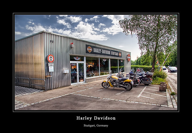 stuttgart harley davidson flickr photo sharing