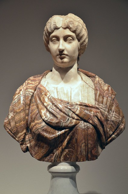 Empress Faustina the Younger, Altes Museum Berlin