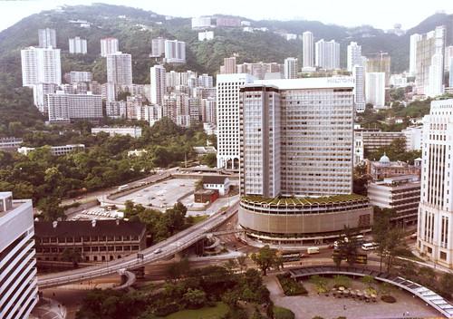 Hong Kong Hilton, 1982