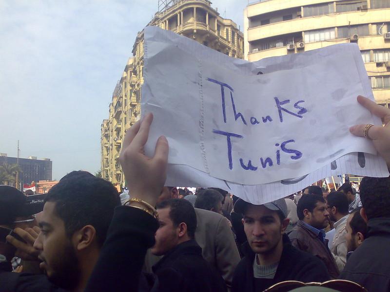 Thanks Tunis