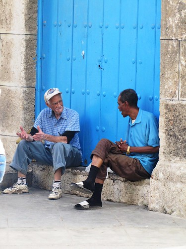 146 Havana -old friends - B