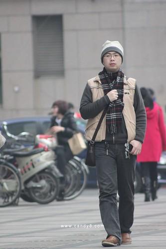 2011-2-8 china street style(HangZhou)