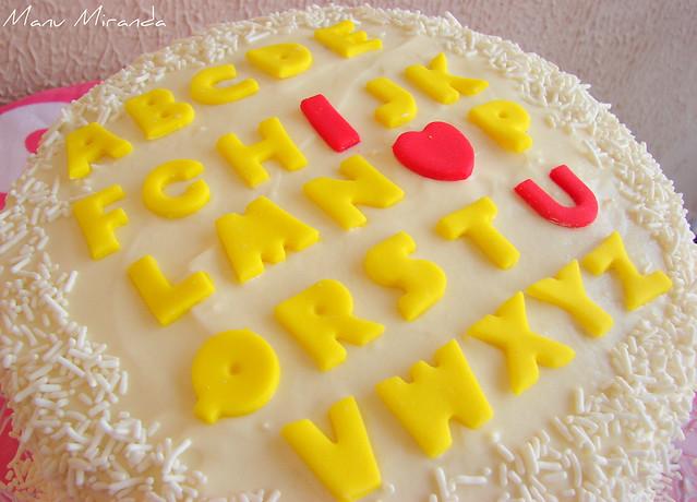 Images Of I Love U Cake : I love U Cake Flickr - Photo Sharing!