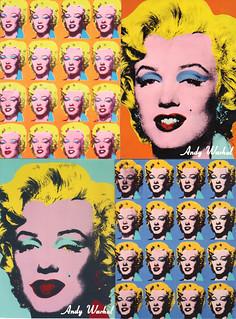 Marilyn Monroe 1962 Andy Warhol Marilyn by Andy Warhol