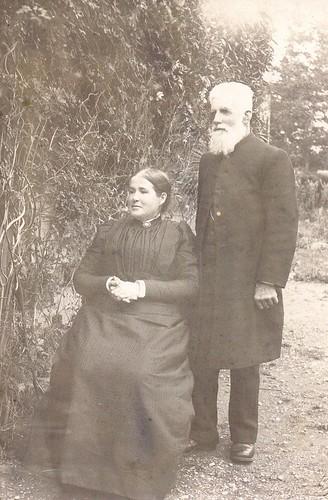 Rev & Mrs Cruden