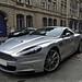 Aston Martin DBS ©Alexandre Prévot