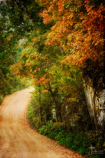 You will find me on a winding country road...