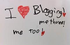 I <3 Blogging!