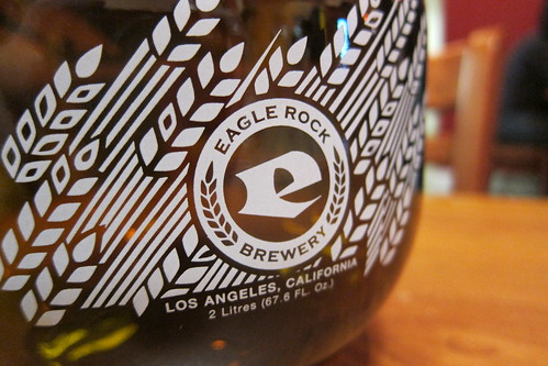 Eagle Rock Brewery: Growler