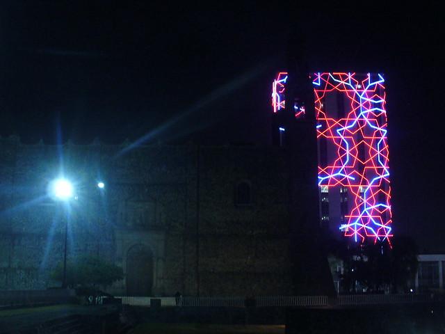 Faro de Tlatelolco