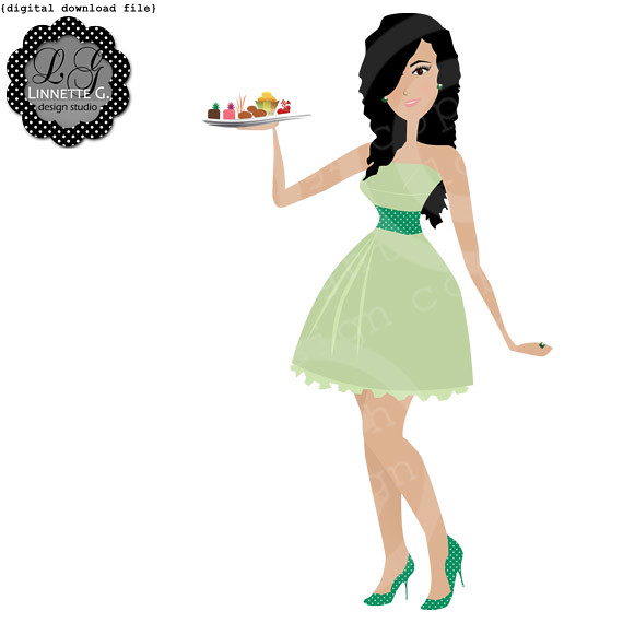 Party Hostess Clipart | Flickr - Photo Sharing!