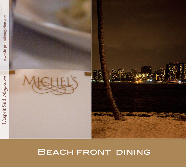 Michel's restaurant - Waikiki Beach