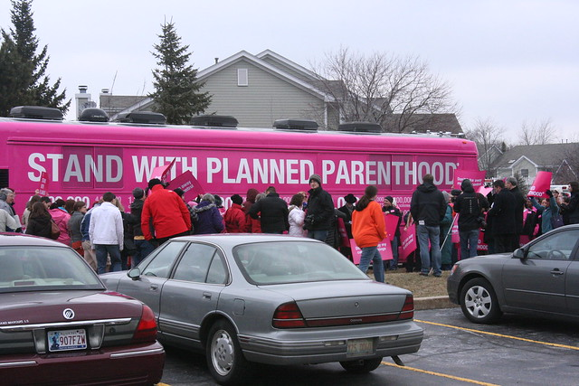 2011-03-07 Defund Planned Parenthood Rally