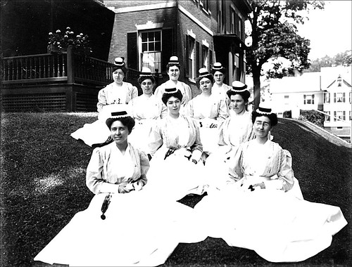 Nurses of the Elliot City Hospital in Keene New Hampshire