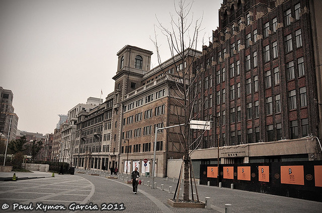 Restoration Projects, The Bund, Shanghai