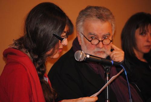 """Sylvie Jaudeau et Georges Banu @ Colloque """"Cioran: le pessimisme jubilatoire"""""""