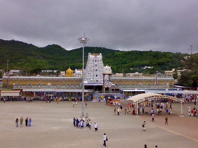 Lord Vishnu's heavenly home