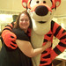 Kristen & Tigger by TheDVCMom