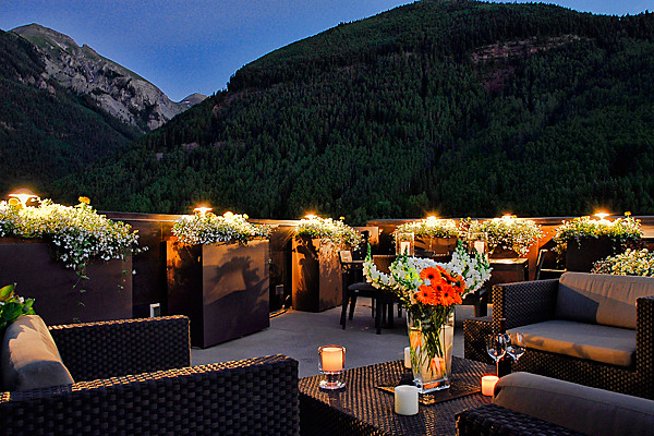 Luxury Penthouse rental in downtown Telluride, Colorado [14]
