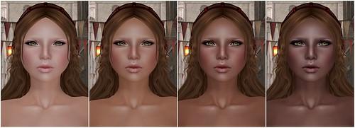 Fresh Face new skin Paris