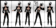 Wicca\'s Wardrobe - Poses - Gravity Set [Posefair 2014 Exclusive Release]