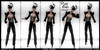 Wicca's Wardrobe - Poses - Gravity Set [Posefair 2014  Exclusive Release]