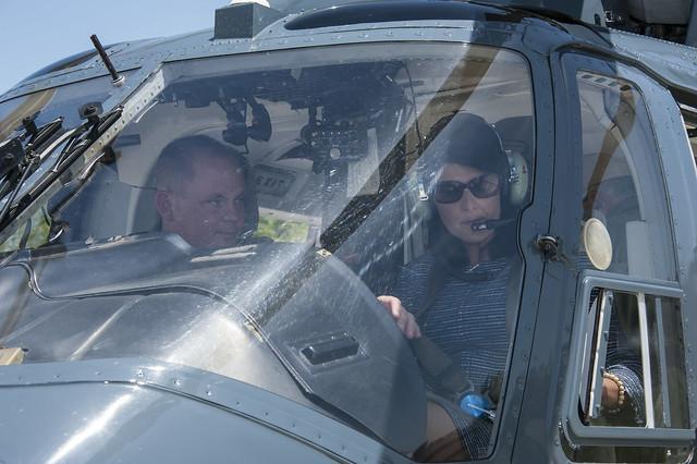 S.C. Governor Nikki Haley visits SRS