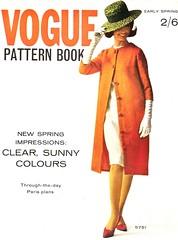 Vogue Pattern-1963