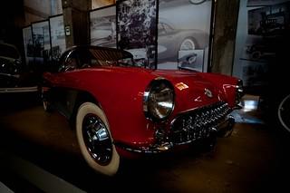 Corvette Roadster 1957
