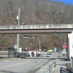 Matewan Flood Gate